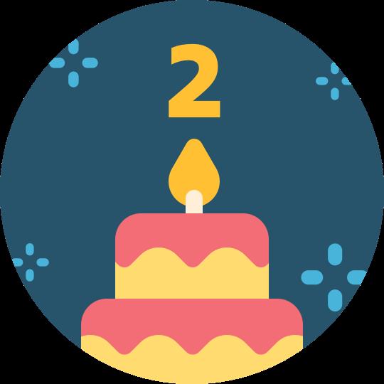 2.Years