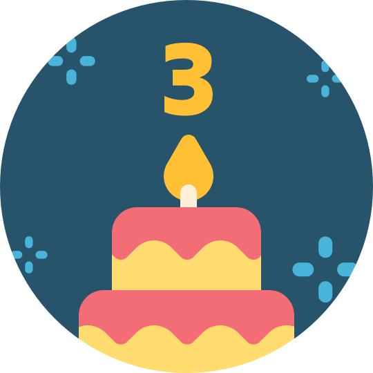 3.Years