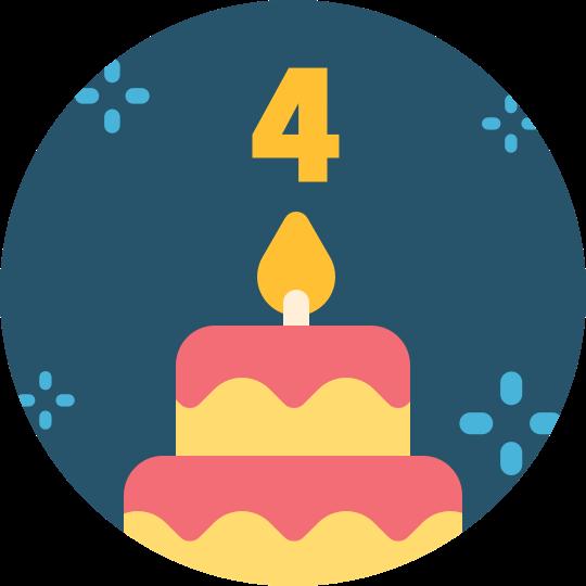 4.Years